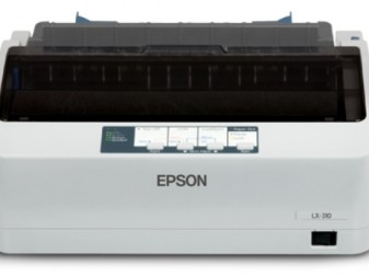 EPSON LX 310