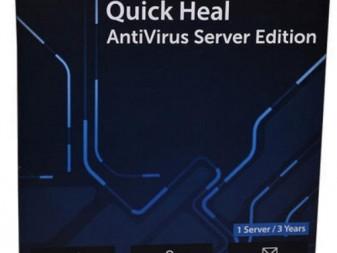 QUICK HEAL ANTI VIRUS SERVER EDITION